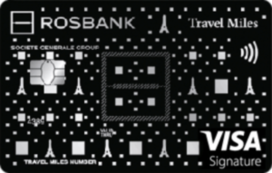 Visa Signature Travel Miles