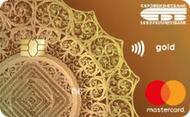 «Кэшка» MasterCard Gold