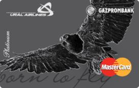 «Уральские авиалинии» MasterCard Platinum