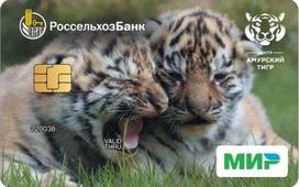 МИР Классическая «Амурский тигр»